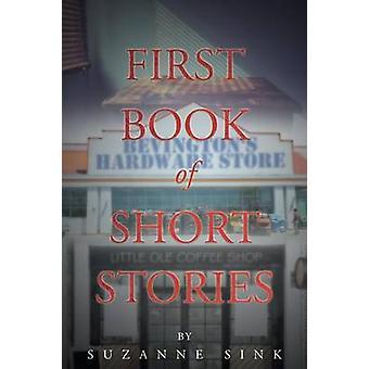 Eerste boek met korte verhalen van Suzanne Sink