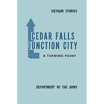 Cedar FallsJunction City A Turning Point by Rogers & Bernard William