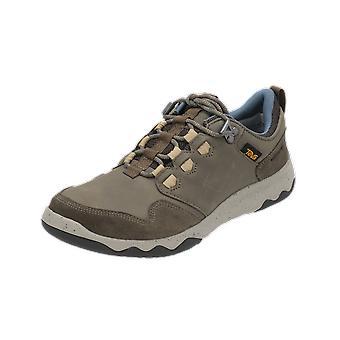 Teva Arrowood Lux WP M's Herren Sportschuhe Grün Sneaker Turn Schuhe