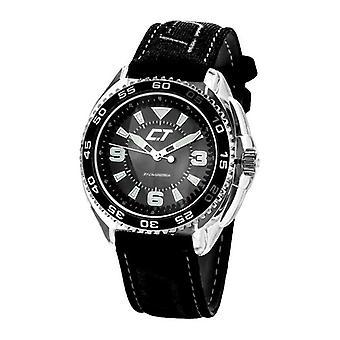 Miesten's Watch Chronotech CC6280L-01 (43 mm)