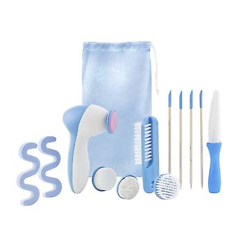 Pedicure set - 14 parts