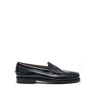 Sebago Hommes-apos;s Classic Dan Leather Loafers