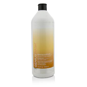 Genius wash cleansing conditioner (for unruly hair) 218149 1000ml/33.8oz