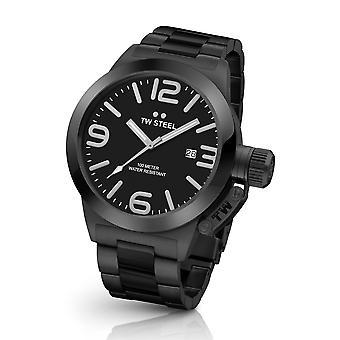 TW Steel CB211 Canteen Bracelet montre pour homme 45mm