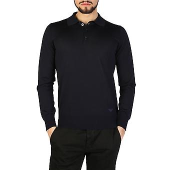 Man long sleeves polo ea89175