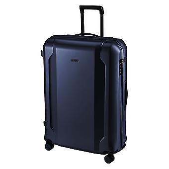 d&n Travel Line 8100 Trolley L, 4 wielen, 75 cm, 105 L, Blauw