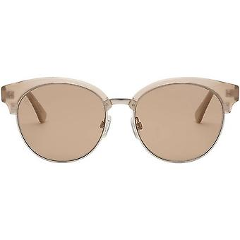 Electric California Club Sunglasses - Matte Bronze/Light Bronze