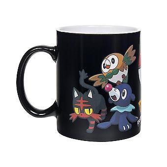 Pokémon, Heat-Altering Mug - Catch Em All