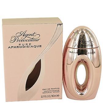 Agente Provocateur Pure Aphrodisiaque Eau De Parfum Spray por Agente Provocateur 2.7 oz Eau De Parfum Spray