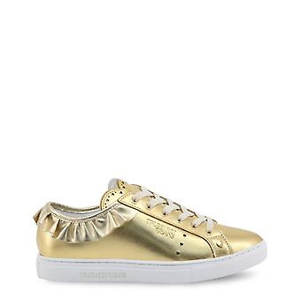 Woman fabric sneakers shoes t48279