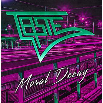 Taste - Moral Decay [CD] USA import