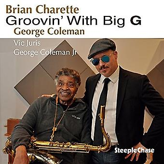 Brian Charette - Groovin with Big G [CD] USA import