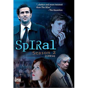 Spiral - Spiral: Series 2 [DVD] USA import
