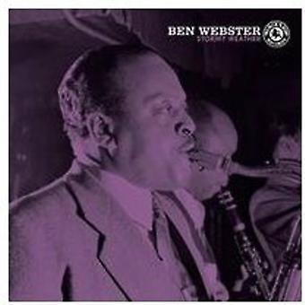 Ben Webster - Stormy Weather [Vinyl] USA import