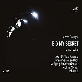 Big My Secret [CD] USA import