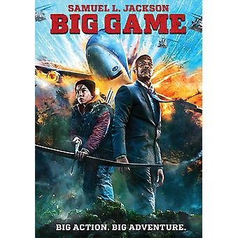 Big Game [DVD] USA import