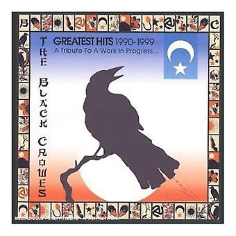 Black Crowes - Greatest Hits 1990-99 [CD] USA import