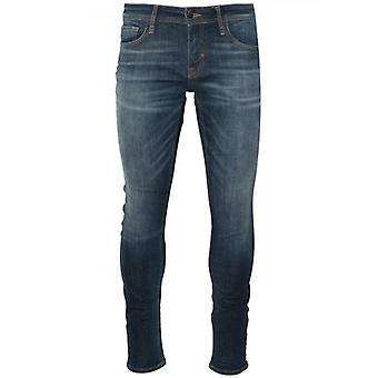 Antony Morato ' Geezer ' Slim blå Jean