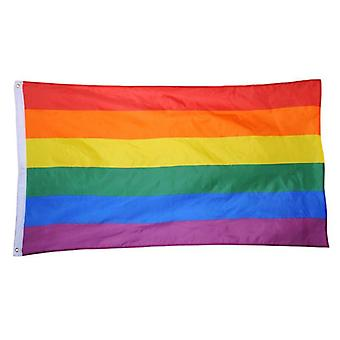 Lgbt Pride Flag - Colorful Rainbow Flag For Gay
