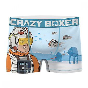 Star Wars Battle of Hoth Men's Boxer Briefs Shorts