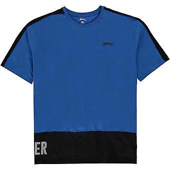 Slazenger Lawton T Shirt Herren