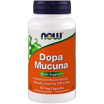Nu Foods, Mucuna Dopa , 90 Vegetarisch Capsules