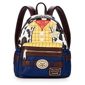 Loungefly Toy Story Woody Faux Leather Mini Backpack