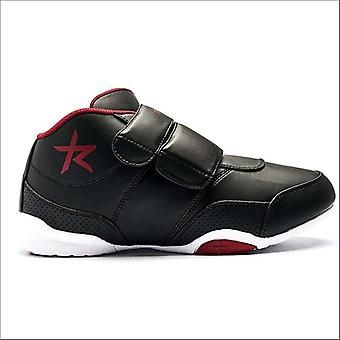 Ringstar fight pro v2 sparring shoe black/red