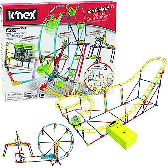 Thrill Rides K'nex Tabletop Thrills - Pretpark in een box building set