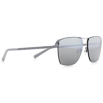 Sunglasses Unisex Skye silver/silver (004P)