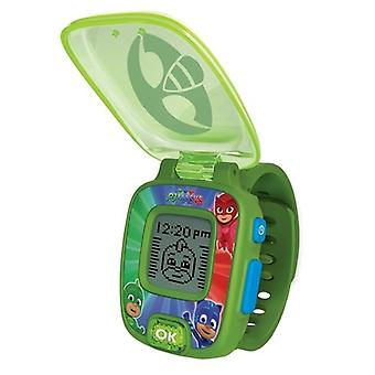 Máscaras PJ Kids Super Gekko Learning Watch Green-VTech