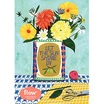 Let the Sun Shine In 1000Piece Puzzle by Smit & Irenevan der Hulst & AstridEditors of FLOW Magazine