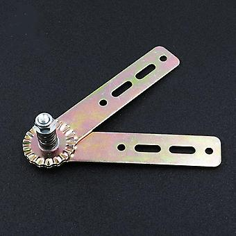 360 Degree Two Section Plum Hinge Buckle, Sofa Accessories