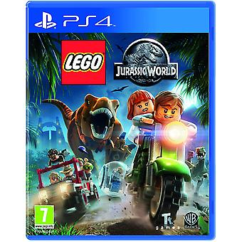 LEGO Jurassic World PS4 spielen