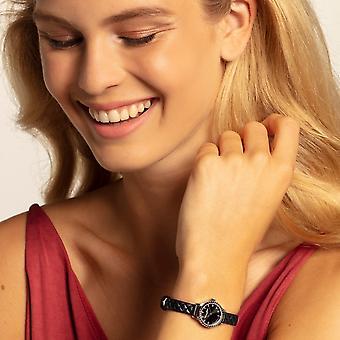 Thomas Sabo relojes Thomas Sabo rebelde en el corazón de acero inoxidable mujeres reloj WA0328