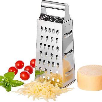 Ruostumaton teräs, manuaalinen kasvisleikkuri / viipalointiaine keittiöön