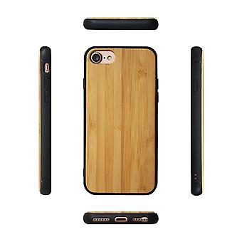 "Puinen kotelo Apple iPhone XS Max 6.5"" Bambu qimeizhumu-86"