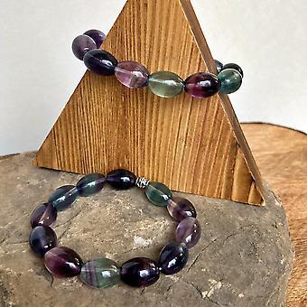 Fluorite Bracelet