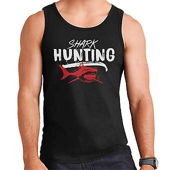Jaws Shark Hunting Men's Vest