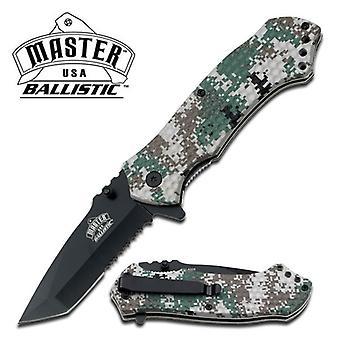 MASTER - A009DG - Folding Knife