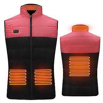 Men's Heated Vest Lightweight Electric Heated Vest