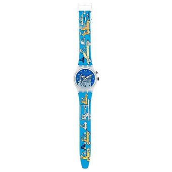 Authentic swatch watch strap for agw901