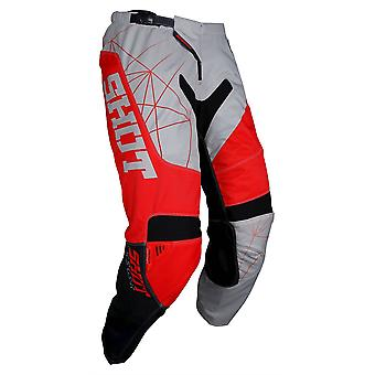 Shot Contact Infinite Red Adults MX Pants