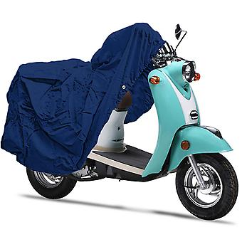 Motorcycle Bike Cover Travel Dust Storage Cover Compatible with Honda Elite Metropolitan 80 150 250