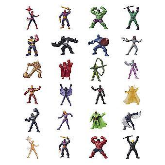 4-Pack Marvel 500 Avengers Blind Bag Sarja 13 Mikrohahmot