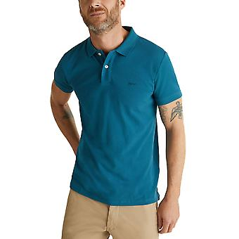 Esprit Men's Short Sleeve Polo