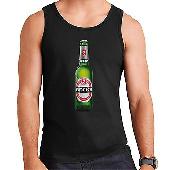 Beck's Bottle Men's Vest