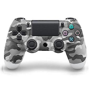 Wireless Game Console DualShock Bluetooth Controller For Sony PS4 Playstation 4 Camo Grey