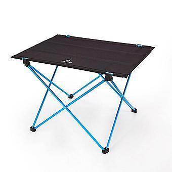 Bærbart og foldbart bord til udendørs rejser
