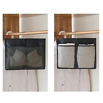 Wardrobe Storage Bag Foldable Hanging Organizer